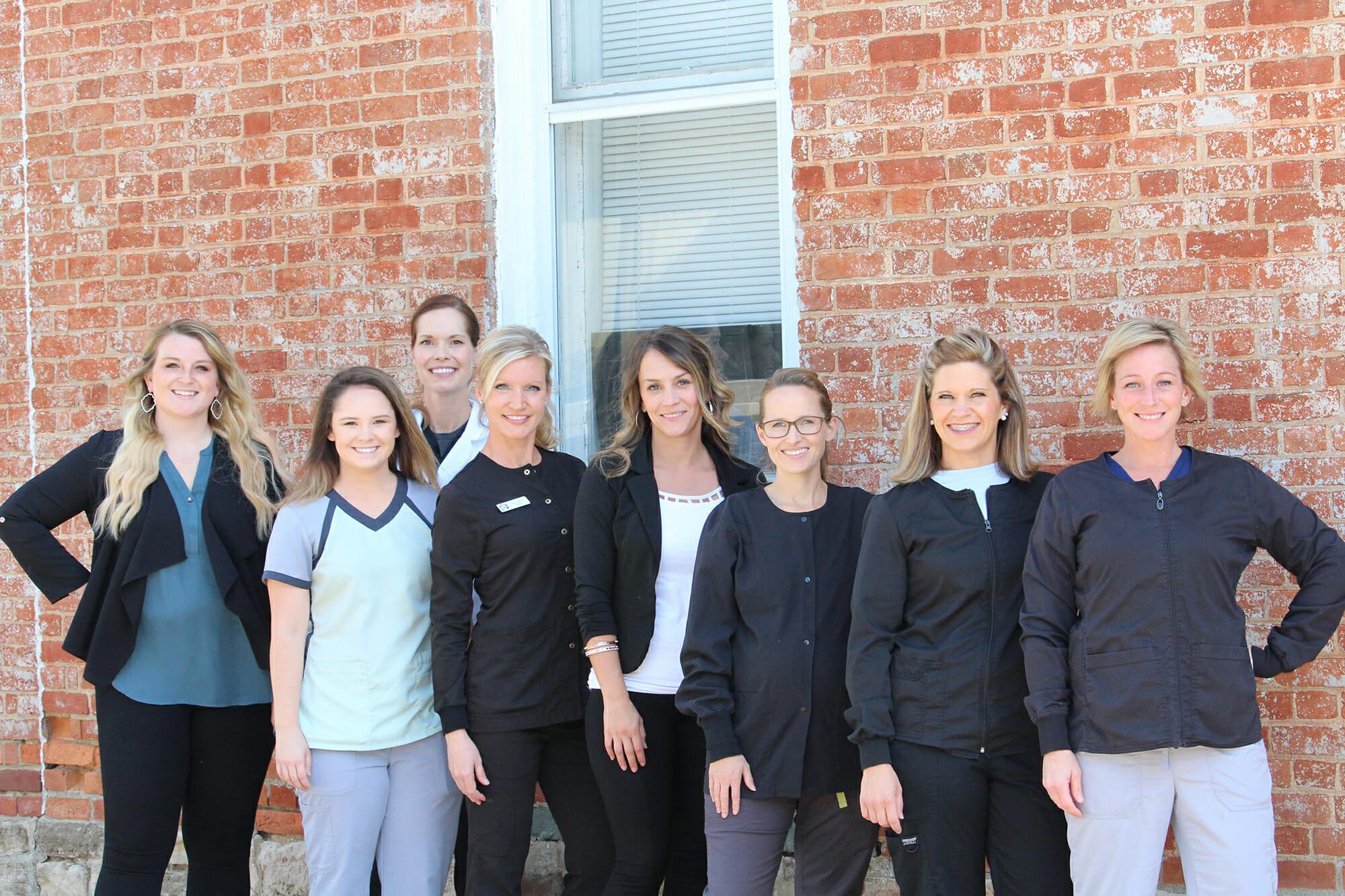 Champaign Dental Team